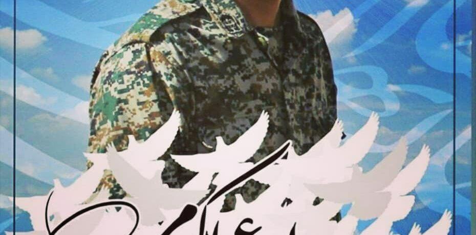 گروه صدابرداری فدک/ تشییع شهید کرمی۴
