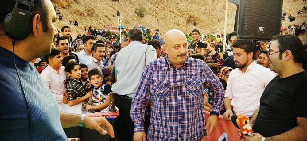 مسابقه محله چشمه لادر خمینی شهر