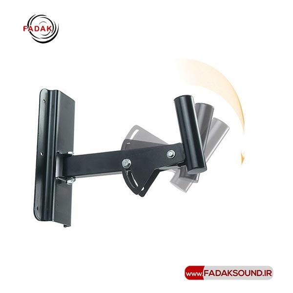 پایه باند دیواری محکم / تحمل وزن تا 110 کیلوگرم / مناسب برای انواع اسپیکر/ جهت خرید و مشخصات دیگر وارد سایت شوید.
