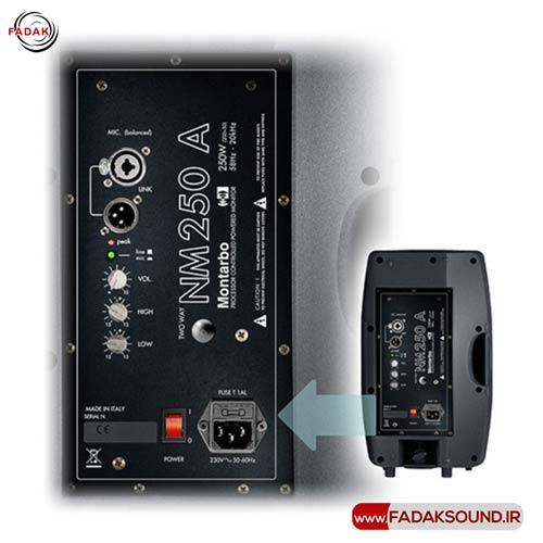 اسپیکر پرقدرت MM-250 مونتاربو / بسیار مناسب برای فضاهای داخلی و بیرونی ویا اسفاده به عنوان اسپیکر مانیتورینگ، در باشگاه های ورزشی، رستوران و ... می باشد.
