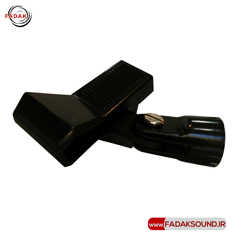 گیرره میکروفن کلیپسی، مناسب برای انواع میکروفن ها و پایه ها،
