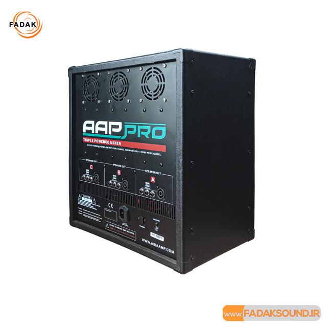پاورمیکسر قدرتمند و با کیفیت از کمپانی آسیاامپ / با گارانتی / ارسال رایگان به سراسر کشور